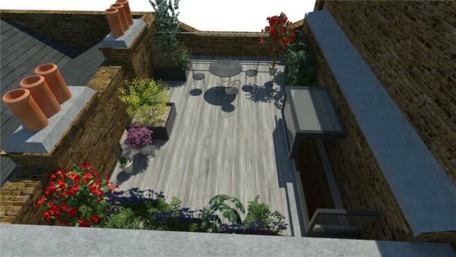CGI Roof Terrace