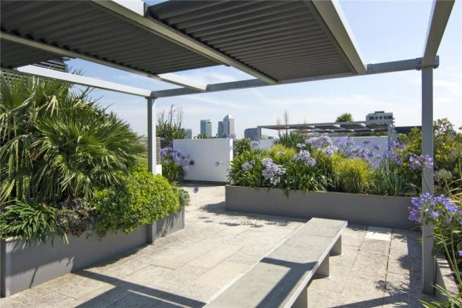 Roof Terrace View 2