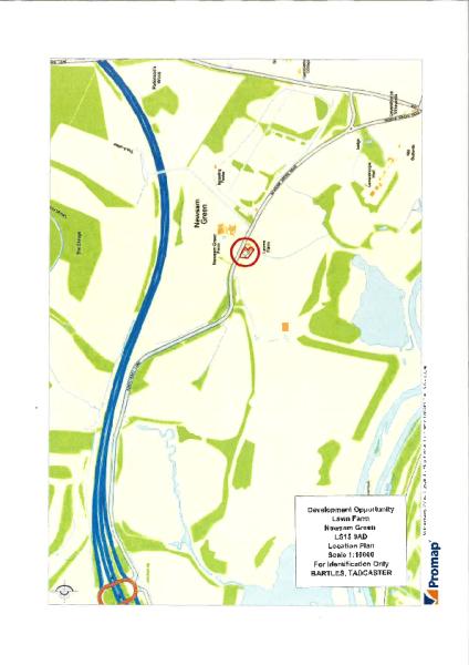 Locations Plan