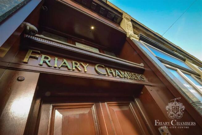 Friary Chambers, Whitefriargate