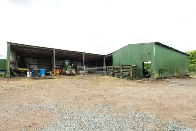 Farm Building Lot 2