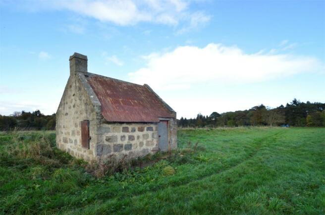Disused Stone Hut