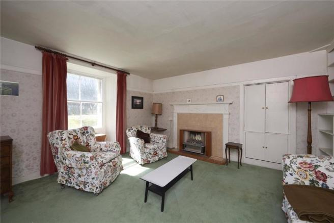 Flat Sitting Room