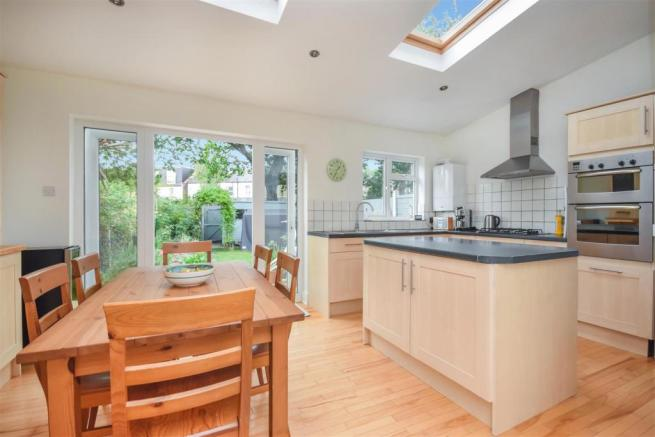 Kitchen/Dining Room Extension