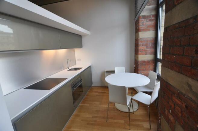 Kitchen Angle