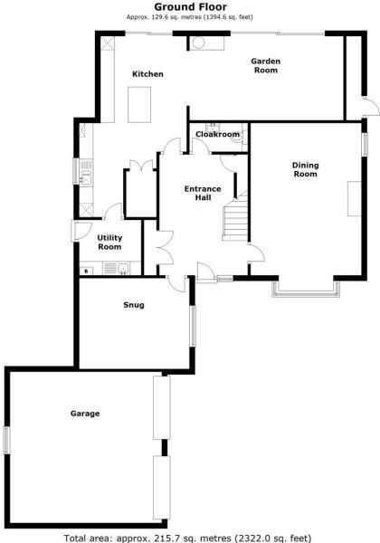 Victoria House, 20 Main Street, Hayton - Floor 0-2