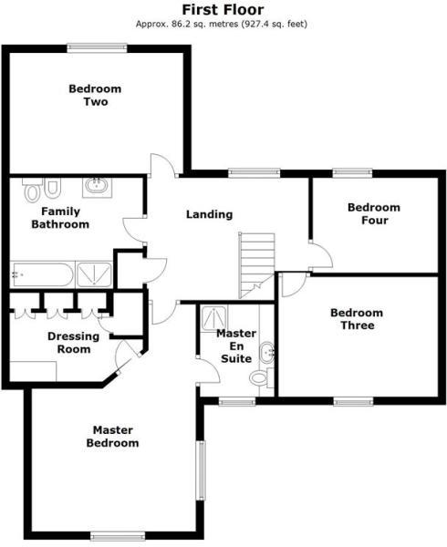 Victoria House, 20 Main Street, Hayton - Floor 1-2