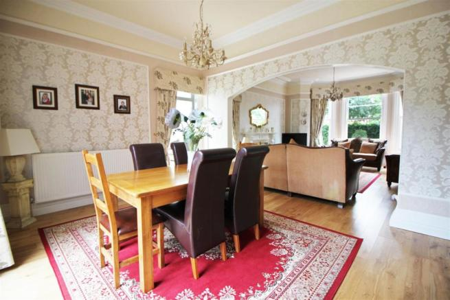 DRAWING ROOM & DINING ROOM