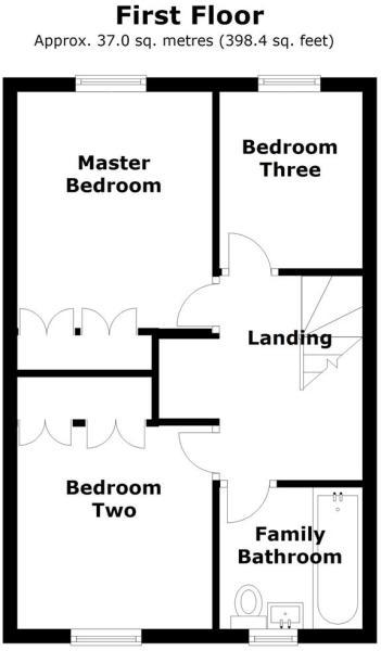 Plot 9, Rectors Gate, Retford - Floor 1.jpg