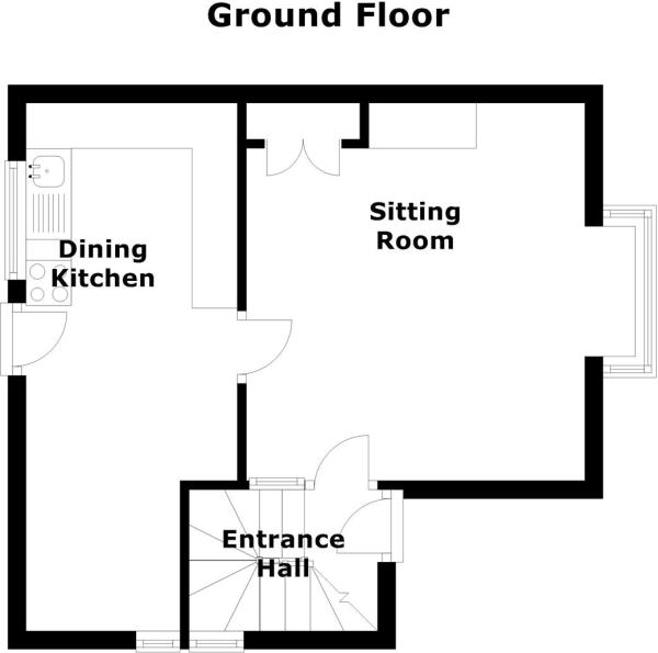 1 West Lodge, Babworth - Floor 0.jpg