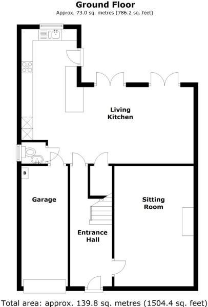 16 Elizabethan Gardens, Retford - Floor 0.jpg