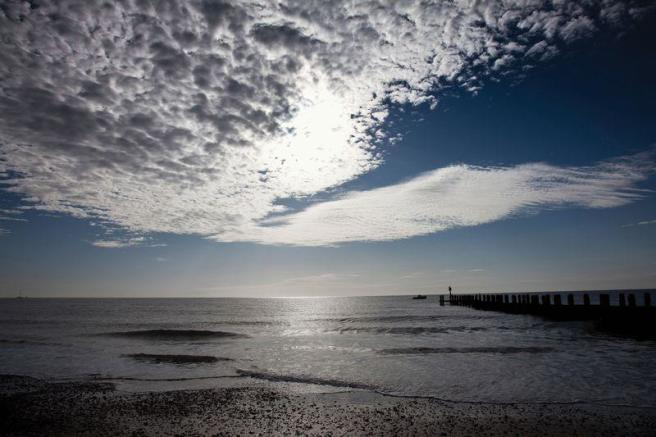 Lowestoft Beach