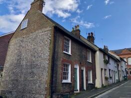 Photo of St John Street, Lewes