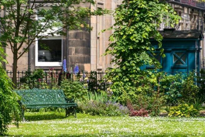 Rutland Sq Gardens