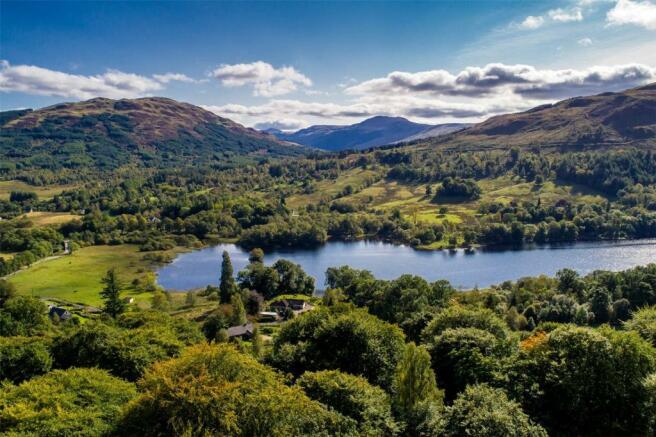 Drone Loch Voil