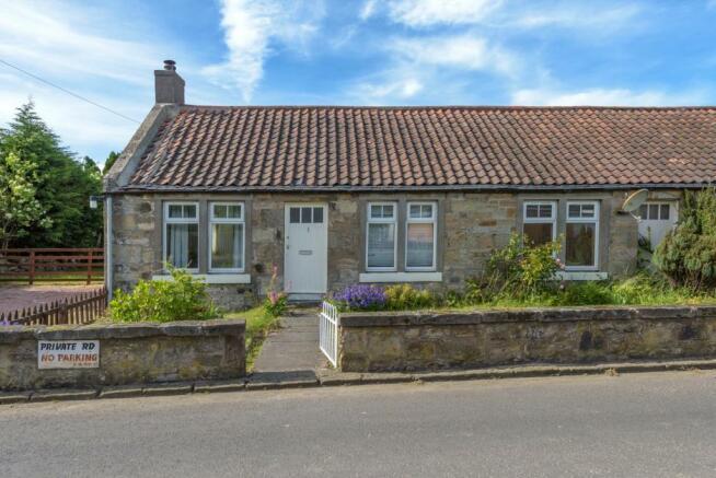 No 1 Cottage Front