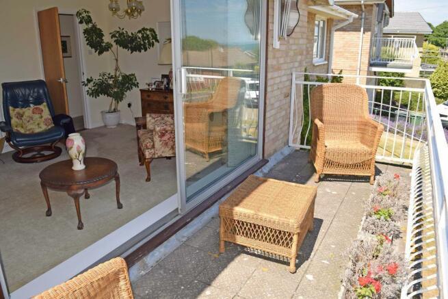 Balcony to Sitting Room