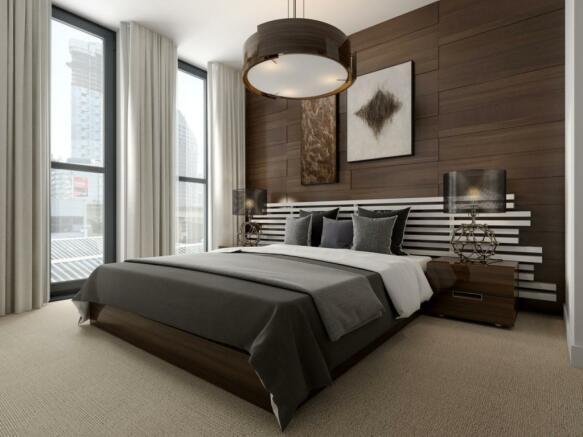 2 Bedroom Apartment For Sale In Manhattan Plaza, Manhattan