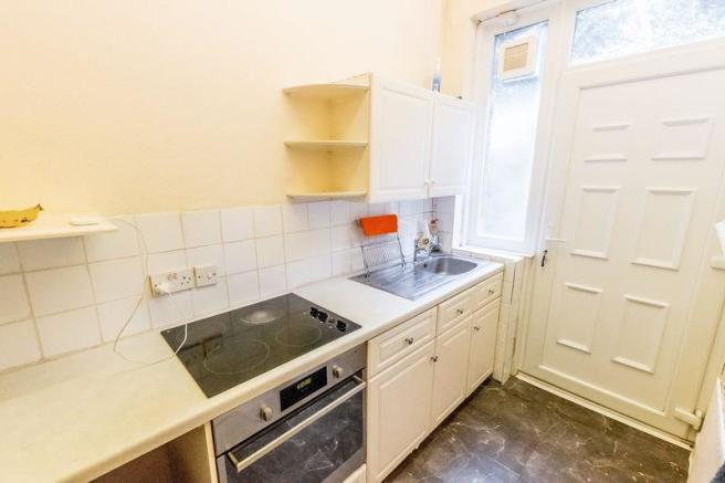Kitchen - Flat 1