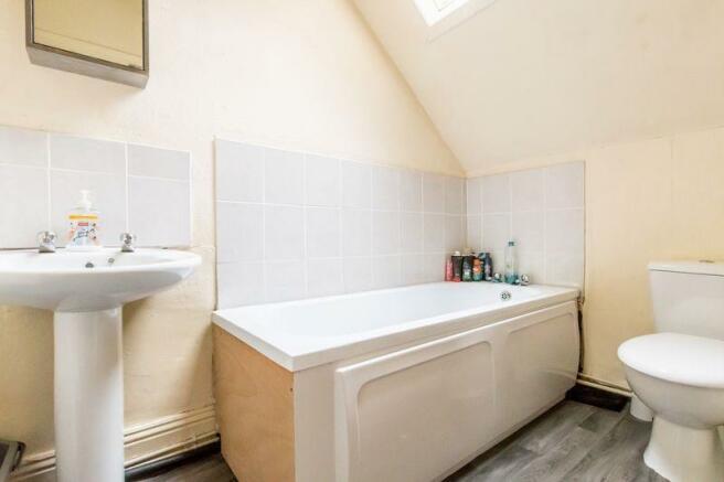 Bathroom - Flat 2