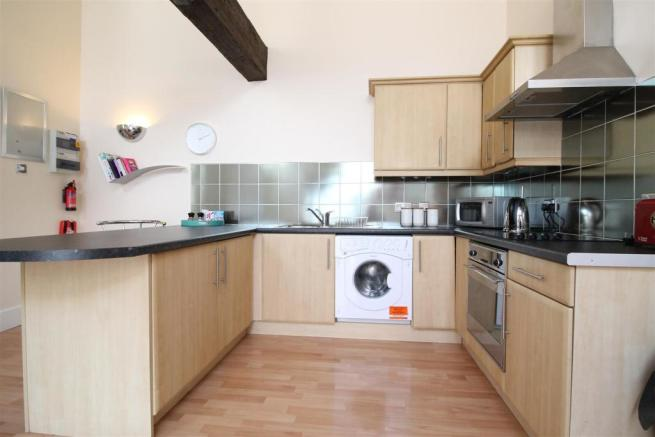 Kitchen/Dining/Reception Room