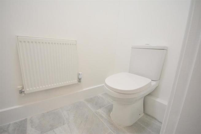 Downstairs WC - Example