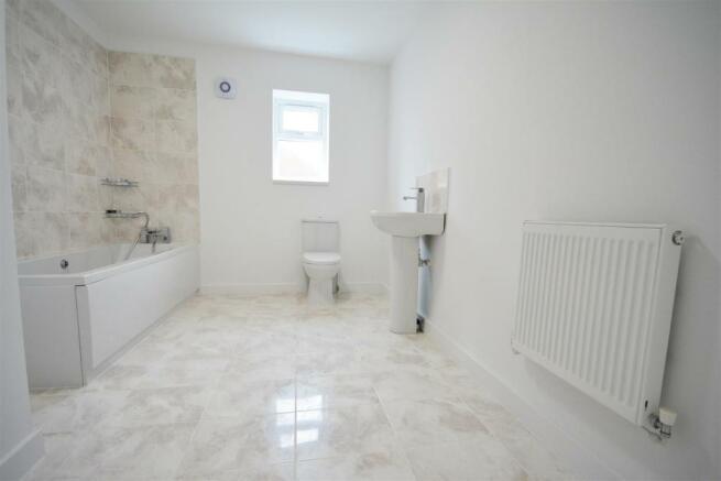 Family Bathroom - Example
