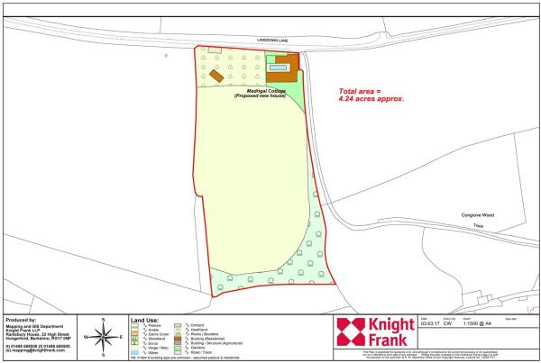 Bath Land Plan