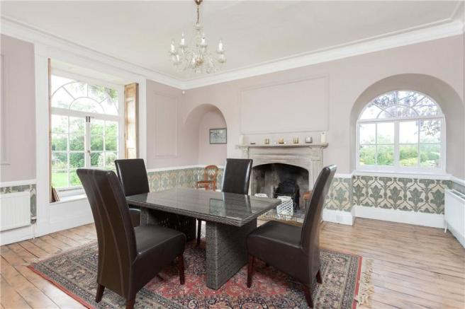 Bath - Dining Room