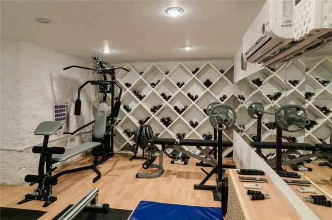 Gym & Wine Cellar