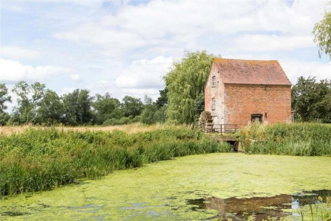 Listed Water Mill