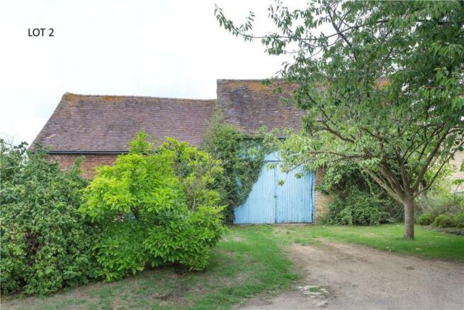Barn For Conversion
