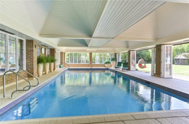 Swimming Pool Esher