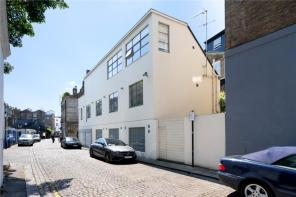 Photo of Powis Mews, Notting Hill, Kensington & Chelsea, W11