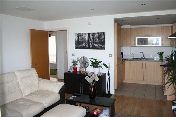 Open Plan Living Area - Lounge