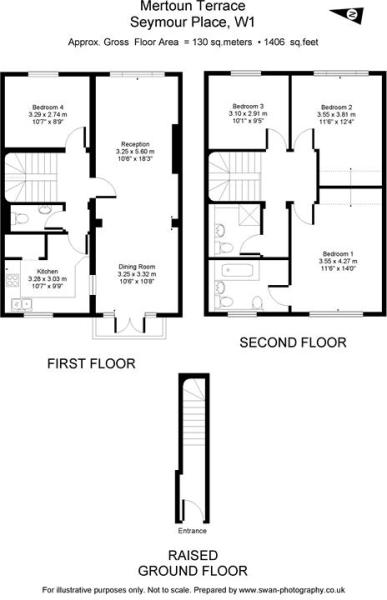 1406 sq ft (approx.)