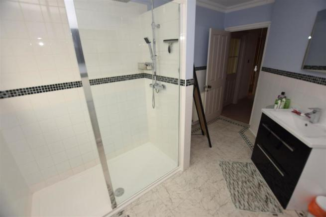 First Floor Shower Room