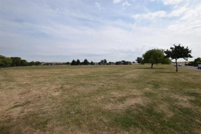 Views Of Recreational Playing Fields Opposite