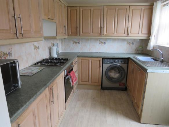 Attractively Fitted Kitchen