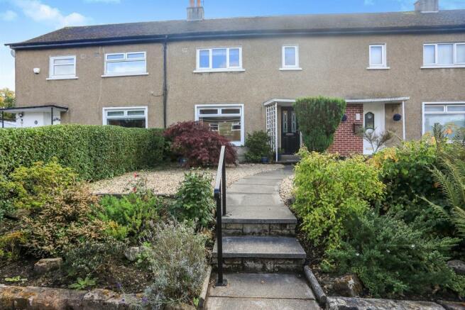 2 bedroom terraced house for sale in woodfarm road, thornliebank, glasgow, g46