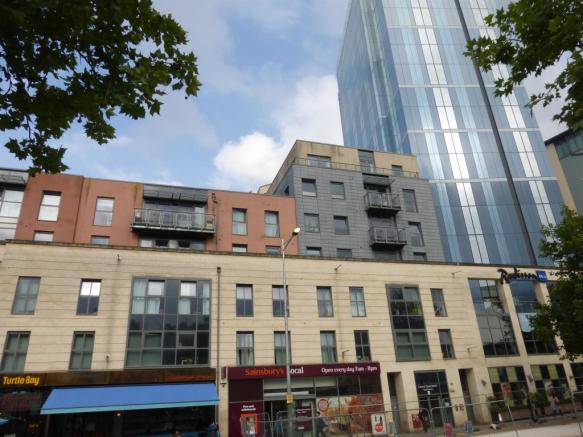 1 Bedroom Apartment For Sale In Broad Quay Bristol Bs1