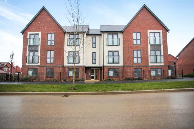 2 Bedroom Apartment For Sale In Tuning House Maine Street Houlton Rugby Cv23