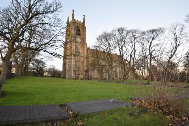Pudsey Church