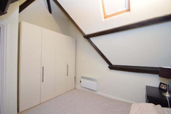 Bedroom one p2