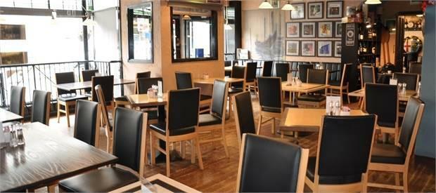 Main Restaurant & Bar
