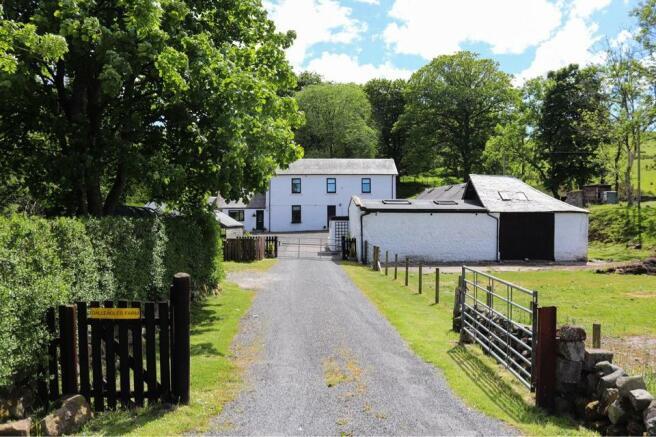 Dalleagles Farm, Dalleagles, New Cumnock, Cumnock