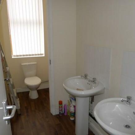 Wash Room Facilities