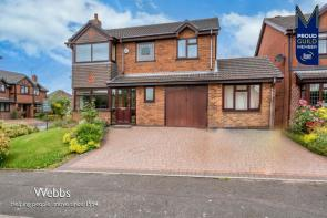 Photo of Robins Close, Cheslyn Hay, Walsall