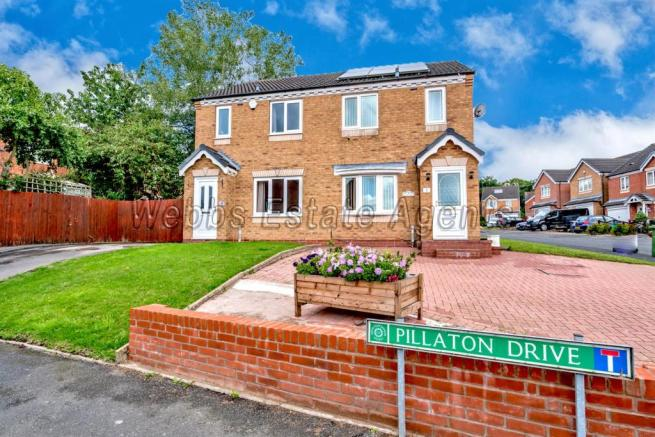 2, Pillaton Drive, Huntington, Cannock, Staffs, WS