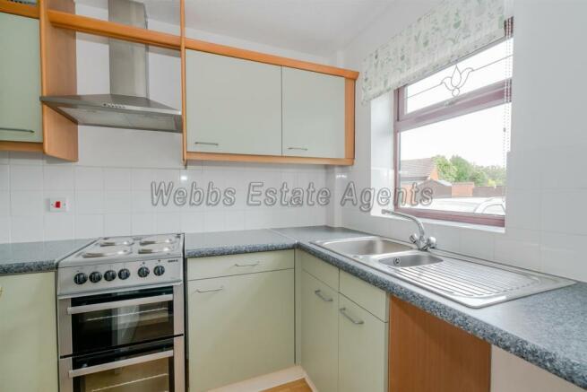 1A Blake Close, Cannock, Staffordshire, WS11 5UB (